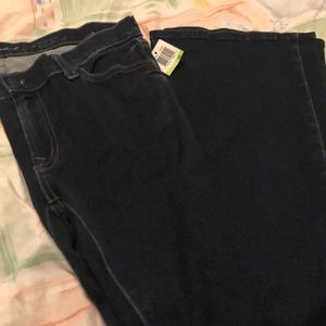 For All 7 mankind skinny bootcut NWT 30 women